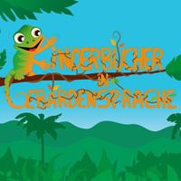 Logo von Projekt Kinderbücher in Gebärdensprache